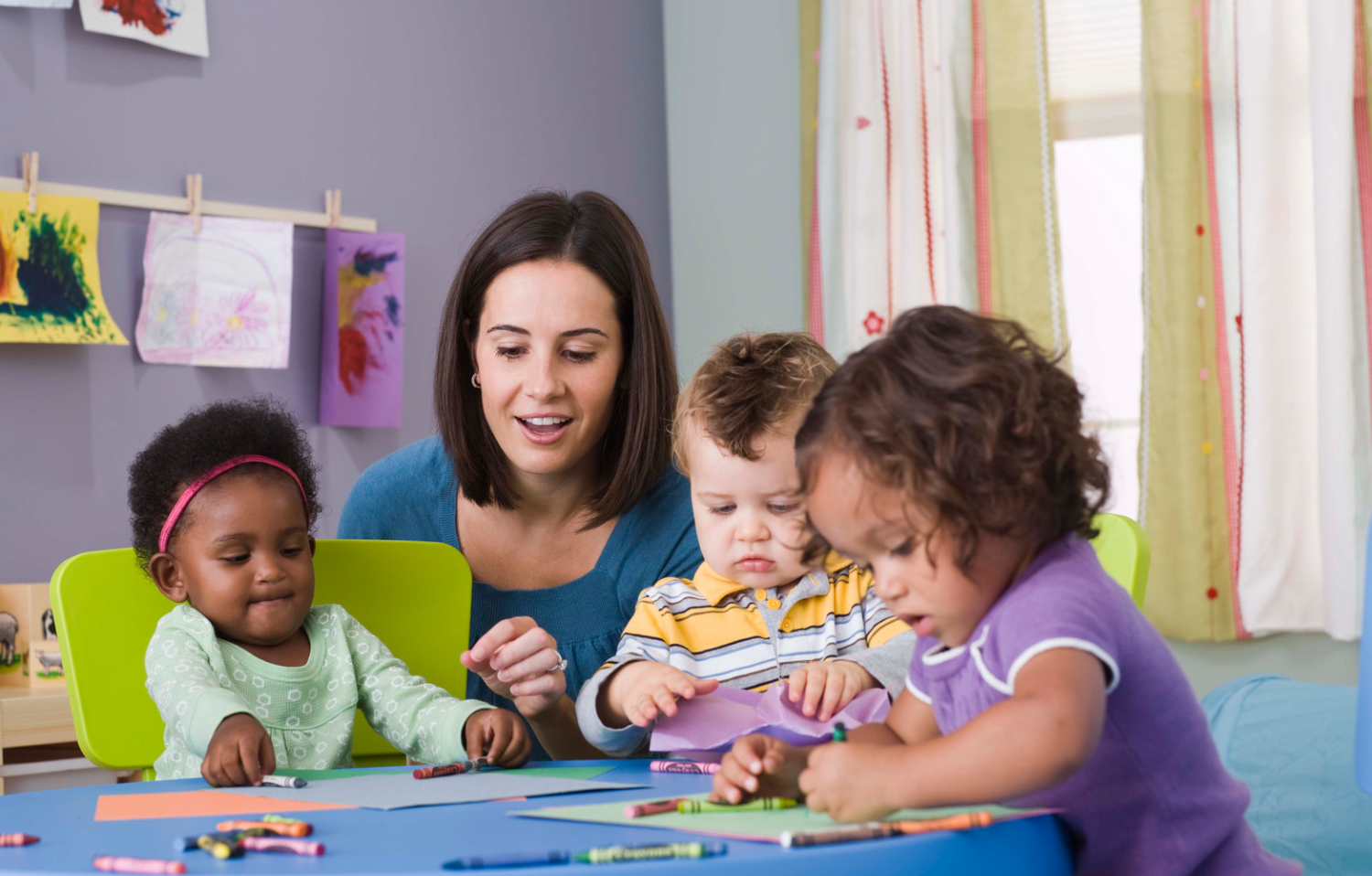 Air Purifiers for Daycares and Nurseries