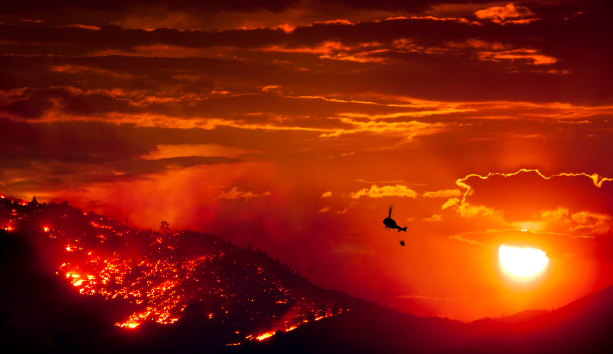 West Coast Wildfires and Air Purifiers